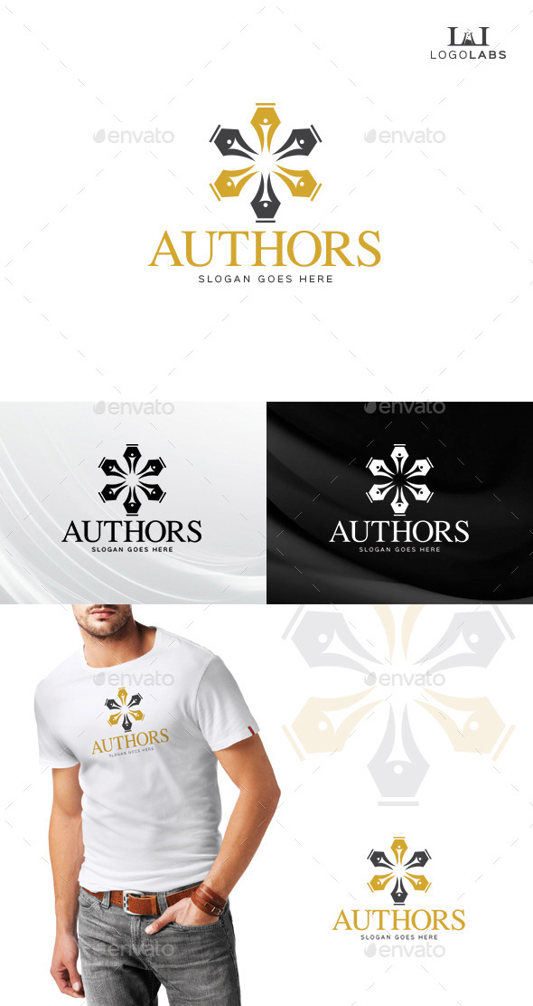 GraphicRiver Authors Logo 10734031