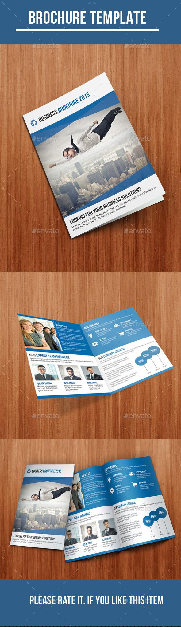 GraphicRiver Corporate Brochure 10734417