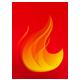 Fire Logo - GraphicRiver Item for Sale