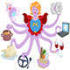 Super Mom - GraphicRiver Item for Sale