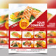 Restaurant Food Menu Template - GraphicRiver Item for Sale