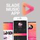 Slade Music App Design - GraphicRiver Item for Sale