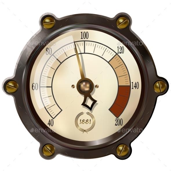 GraphicRiver Measuring Device 10734835