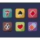 Casino Game of Fortune Gambling, Roulette, Slot Ma