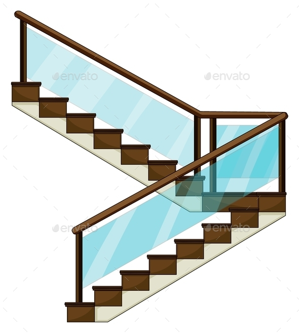 GraphicRiver A Staircase 10735317