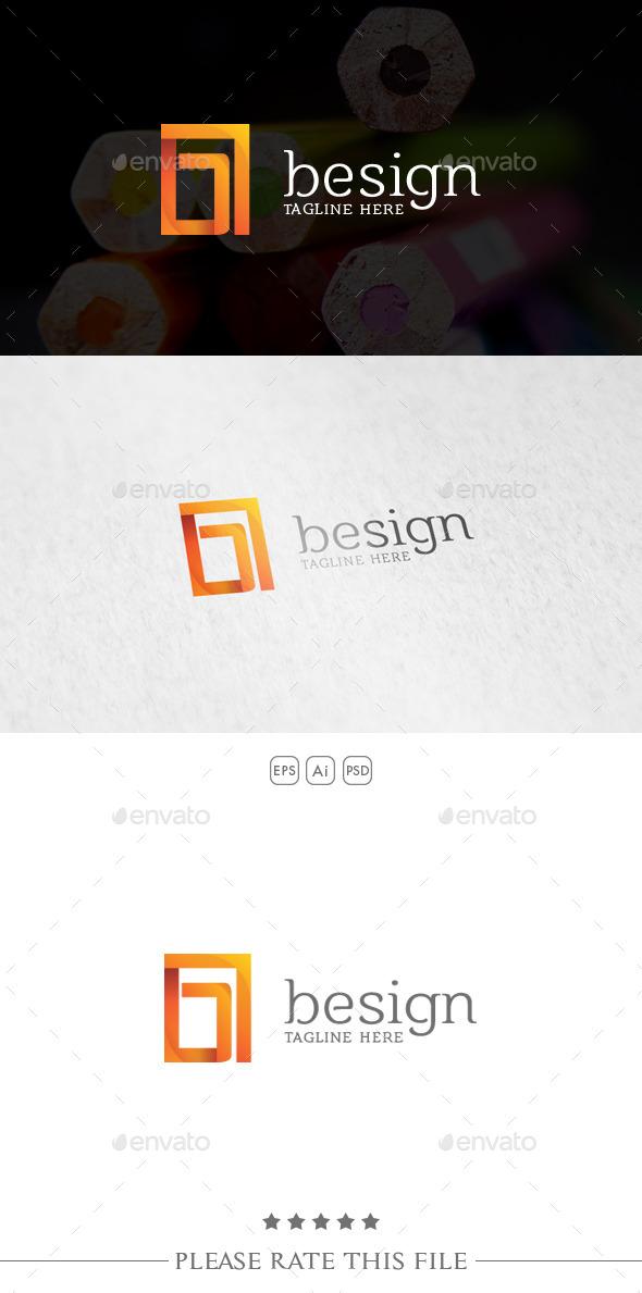 GraphicRiver B Letter Logo 10735862