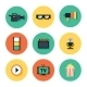 Movie Icon Set - GraphicRiver Item for Sale