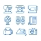 Set of Household Appliances Icons - GraphicRiver Item for Sale
