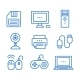 Technology Icons - GraphicRiver Item for Sale