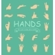 Hand Vector Collection - GraphicRiver Item for Sale