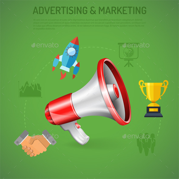 GraphicRiver Business Advertising & Marketing Poster 10736284