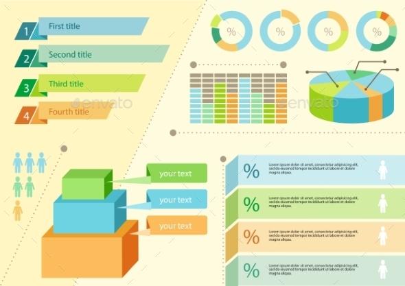GraphicRiver Infographics Elements 10736354