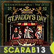St. Patricks Day Poster - St Paddys - GraphicRiver Item for Sale