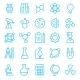 Science Icon Set  - GraphicRiver Item for Sale