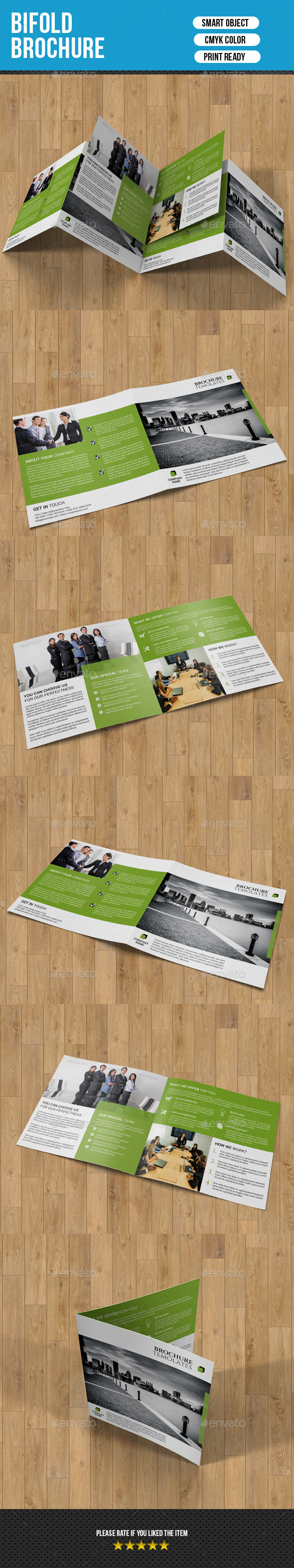 GraphicRiver Square Business Brochure-V13 10737403