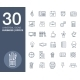 Business Icons Set.Vector Illustration. - GraphicRiver Item for Sale