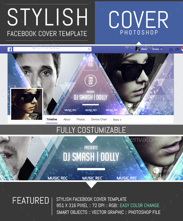 GraphicRiver 2 Djs Event Party Facebook Timeline Cover Template 10738381