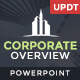 Corporate Overview Powerpoint Template - GraphicRiver Item for Sale
