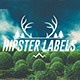 Hipster Labels - VideoHive Item for Sale