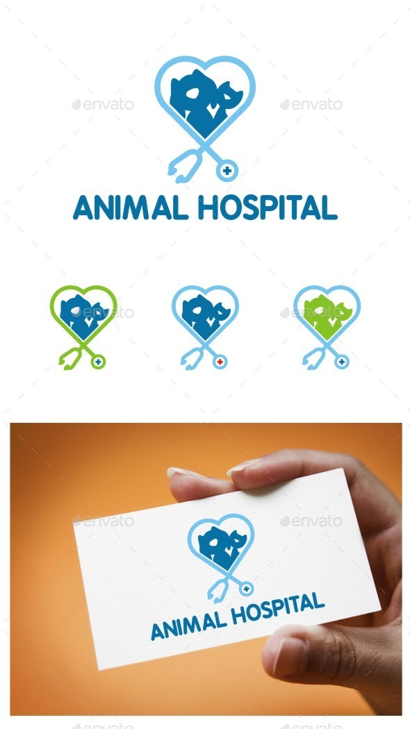 GraphicRiver Animal Hospital 10739221