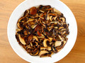 Soaked Dried Mushrooms - PhotoDune Item for Sale