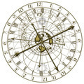 Metal Astronomical Clock - PhotoDune Item for Sale