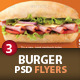Burger Flyer Bundle - GraphicRiver Item for Sale