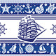 Banners with Nautical Symbols  - GraphicRiver Item for Sale