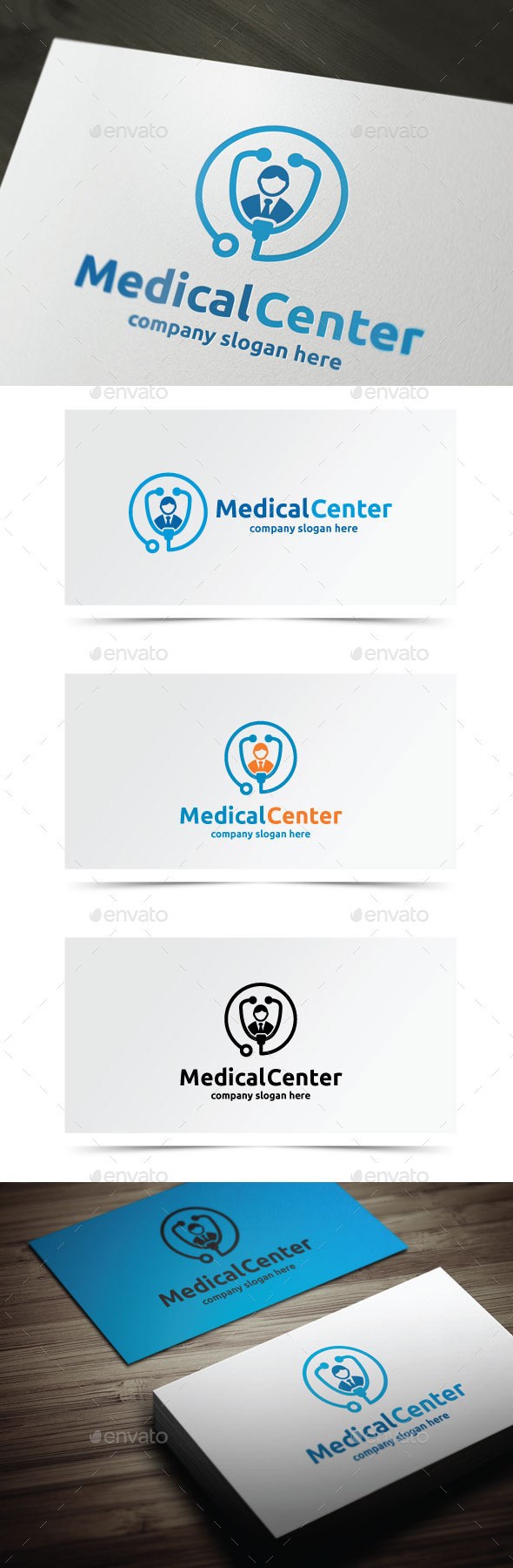 GraphicRiver Medical Center 10741301
