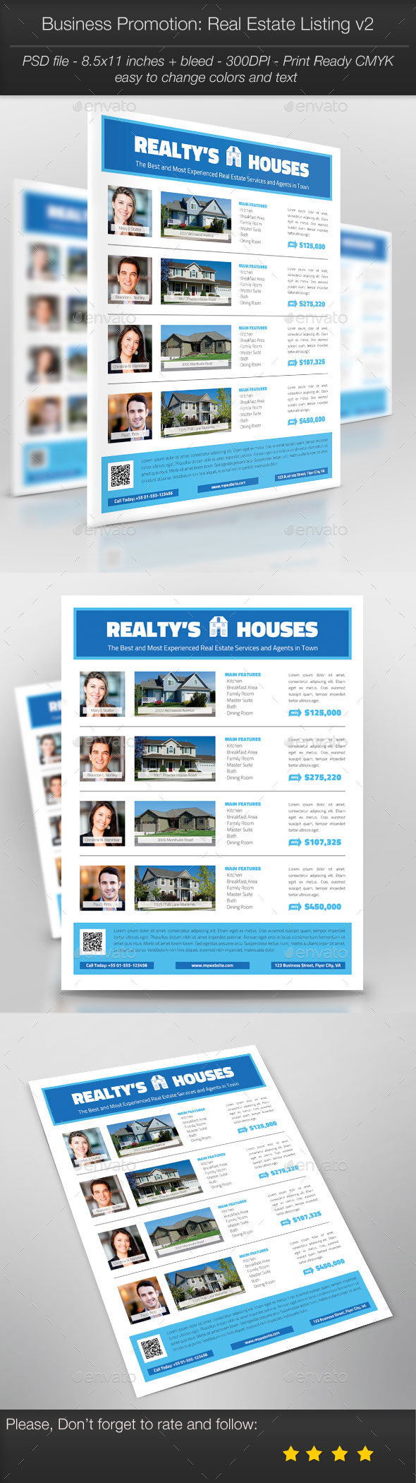 GraphicRiver Business Promotion Real Estate Listing v2 10741385