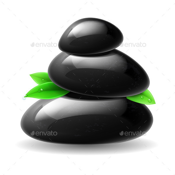 GraphicRiver Stones Spa 10741410