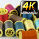 Fabric Rolls 3 - VideoHive Item for Sale