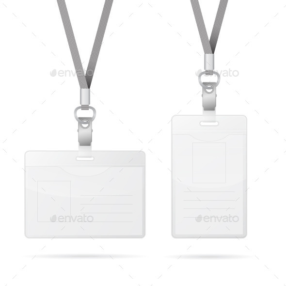 GraphicRiver Transparent Lanyard 10742050