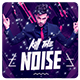 Minimal Flyer - Kill The Noise - GraphicRiver Item for Sale