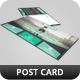 Corporate Postcard Template Vol 9 - GraphicRiver Item for Sale