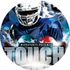Touchdown Football Sports Flyer - GraphicRiver Item for Sale