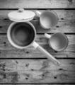 Retro Kitchen Black and White - PhotoDune Item for Sale