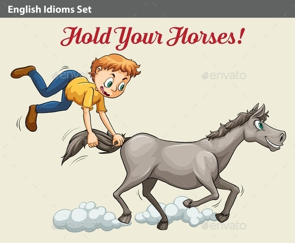 GraphicRiver Hold your Horses 10748425