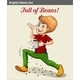 Man Full of Beans - GraphicRiver Item for Sale