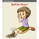 Spilling the Beans  - GraphicRiver Item for Sale