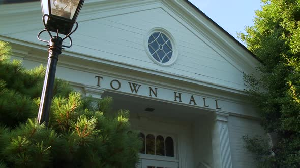 Weston Town Hall 5 Of 5