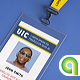 Lanyard / Badge Mockup - GraphicRiver Item for Sale