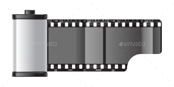 GraphicRiver Reel of Film 10750510