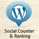 WordPress Social Counters & Ranking - WorldWideScripts.net Item for Sale