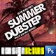 Summer Dubstep Flyer - GraphicRiver Item for Sale