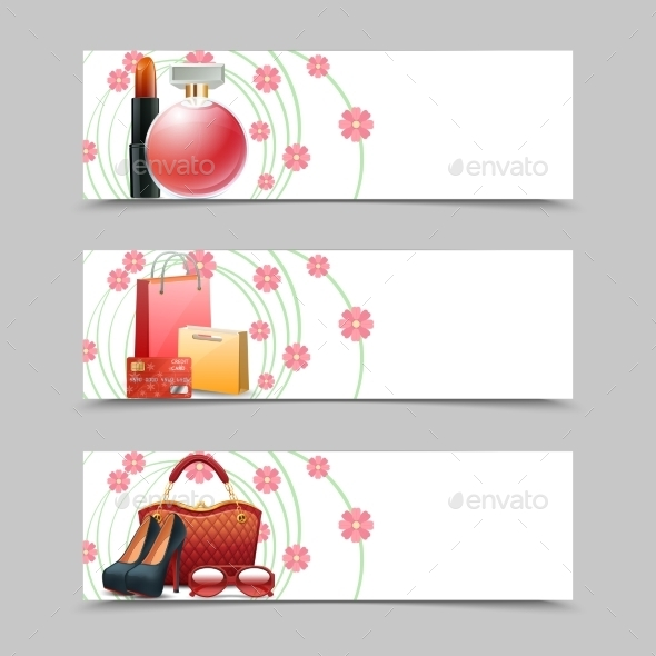 GraphicRiver Women Shopping Banners 10751157