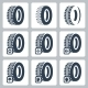 Tires - GraphicRiver Item for Sale