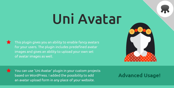 CodeCanyon Uni Avatar WP Avatar Manager Plugin 10751977