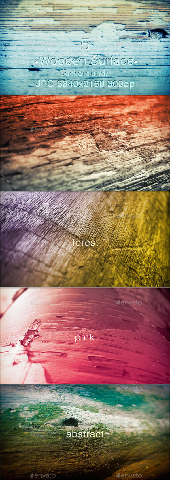GraphicRiver Abstract Wooden Surface 10752009