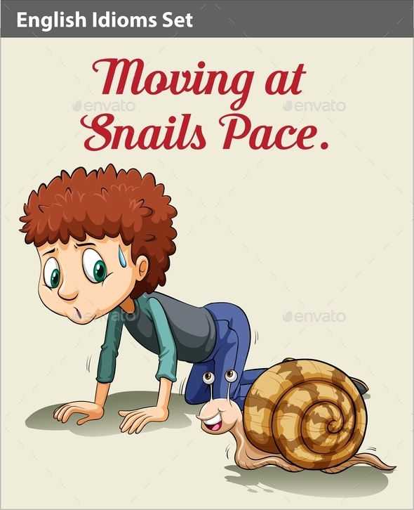 GraphicRiver A Boy and a Snail 10752980